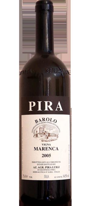 Barolo Marenca 2005 - Pira