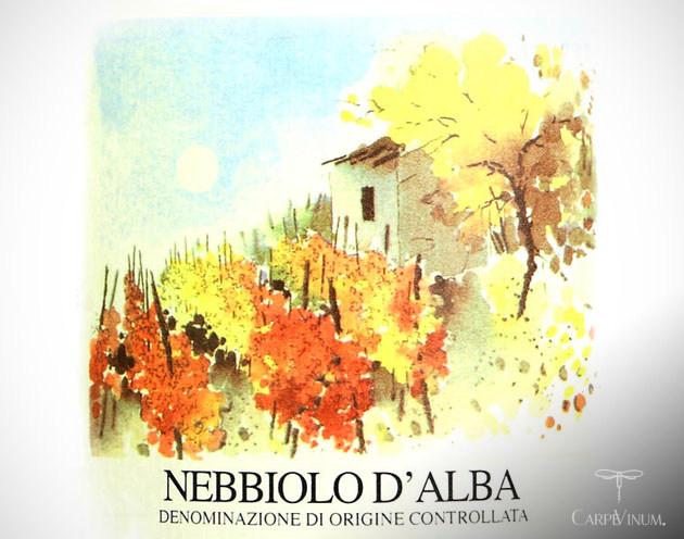 Nebbiolo d'Alba Cascinotto 2012