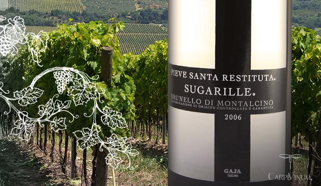 Sugarille Brunello di Montalcino Gaja