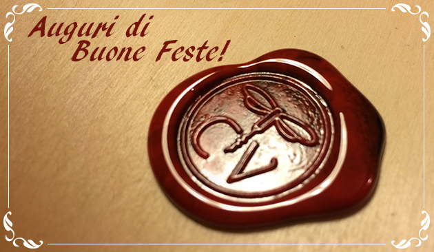 Buone Feste da Carpe Vinum!