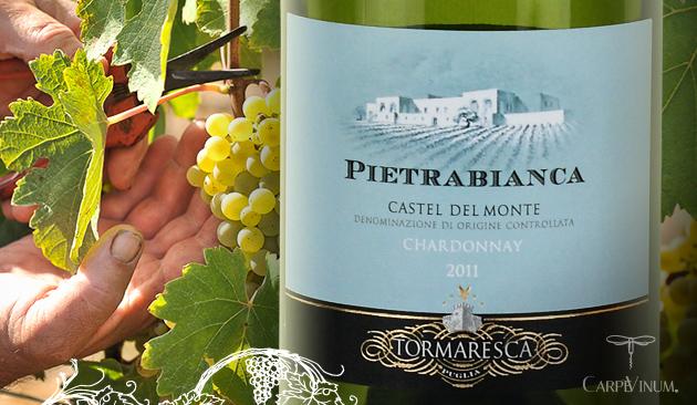 Chardonnay Pietrabianca 2011 cover
