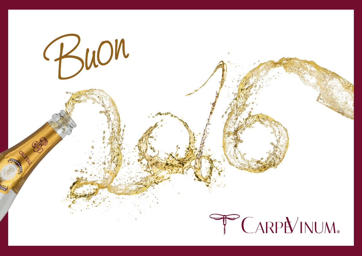auguri buon 2016