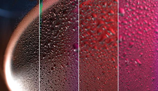 colori vino rosato