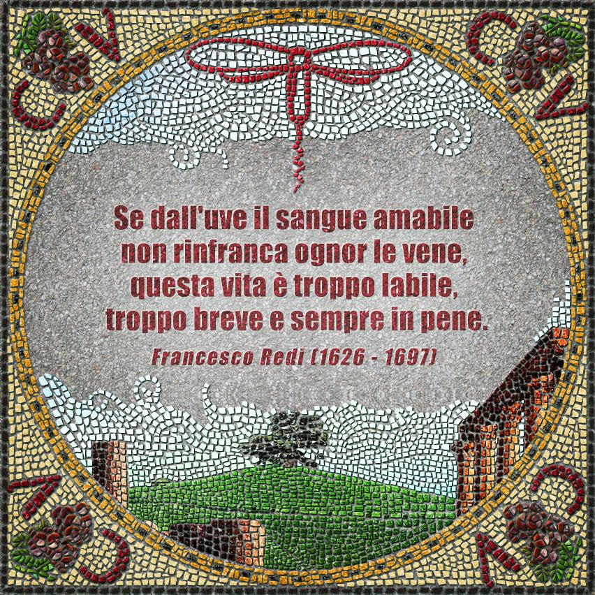 citazioni Francesco Redi