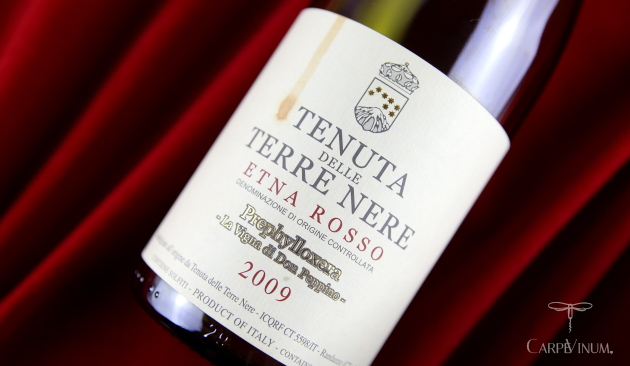 etna rosso vigna don peppino cover