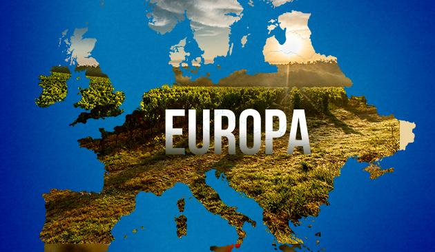 vino in Europa 1