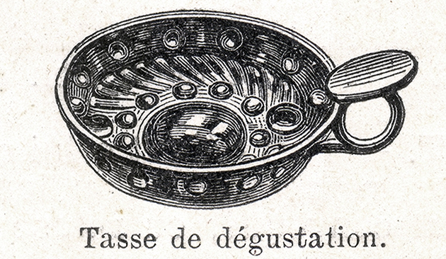 tastevin illustrazione