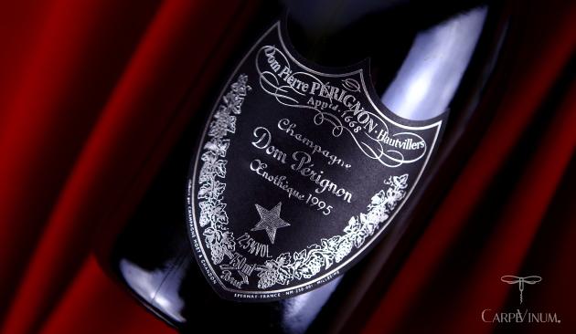 Champagne Dom Perignon Œnothèque 1995
