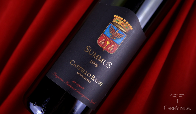 Summus Castello Banfi 99 cover
