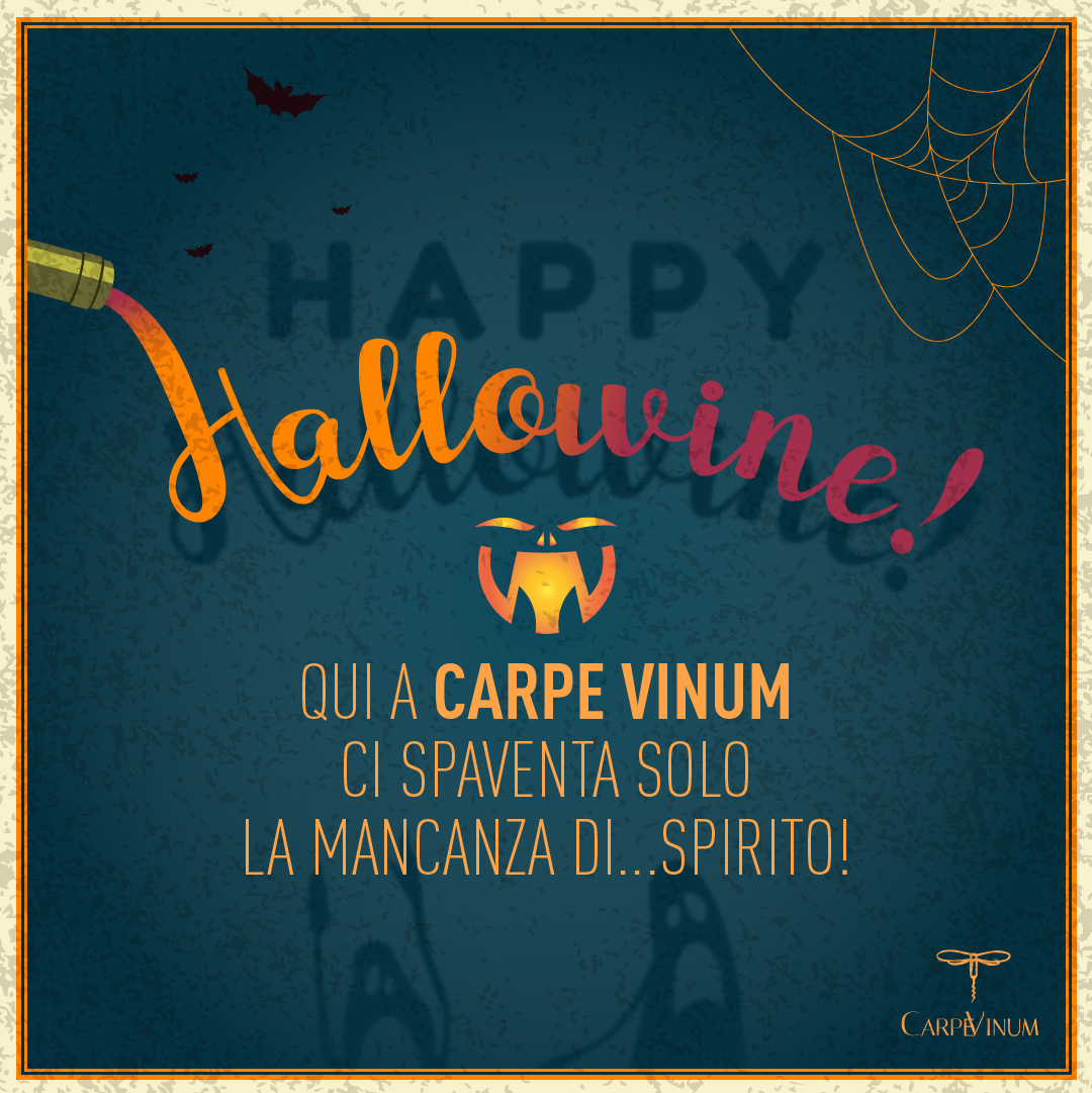 Halloween 2017 Carpe Vinum