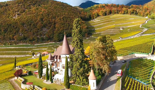 Regione del Vaud - Svizzera