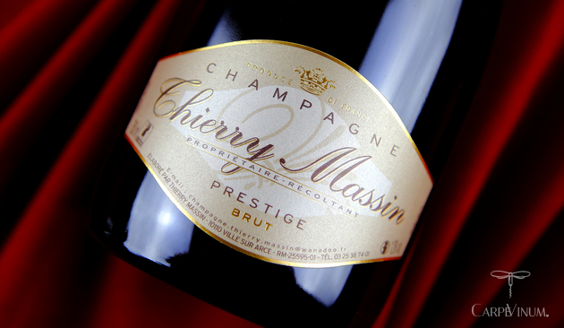Champagne Thierry Massin cover
