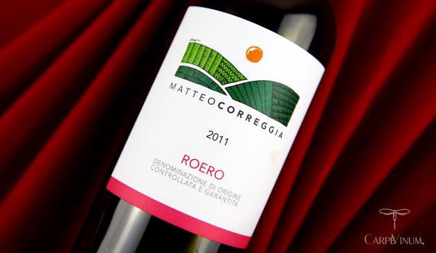Roero - Matteo Correggia - 2011 cover