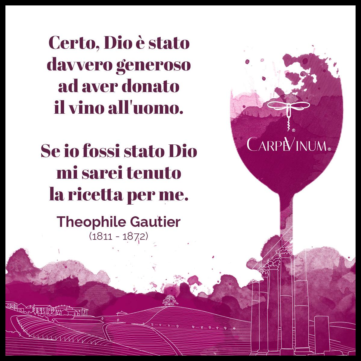 citazione Gautier