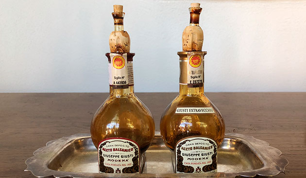 Ampolle acetaia
