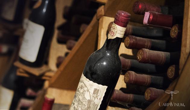 vini antichissimi, affinamenti straordinari